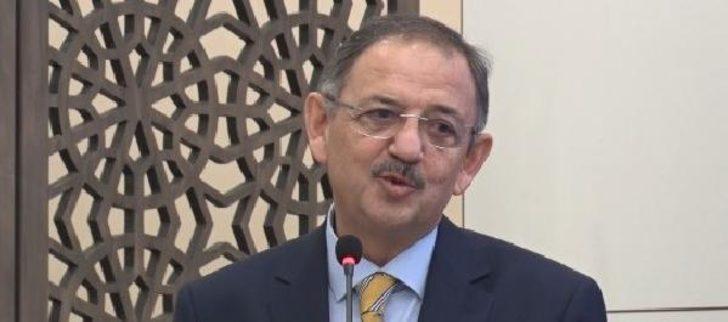 AK Parti'nin Ankara adayı Mehmet Özhaseki'den çok konuşulacak sözler! 'Allah bir sahip gönderdi o da Erdoğan'