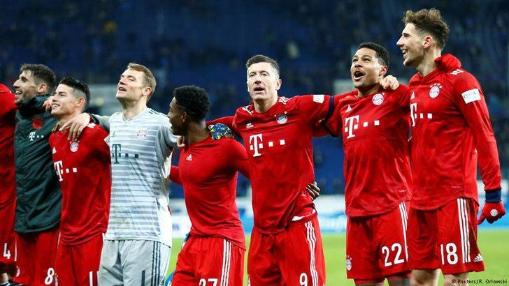 Bayern München erfüllt die Pflicht ohne Kür