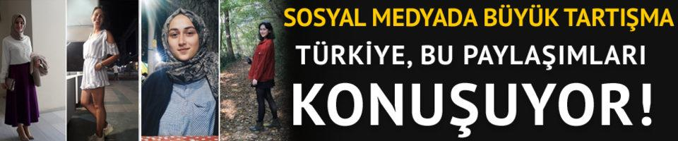 Türkiye bu paylaşımları konuşuyor! Sosyal medyada büyük tartışma
