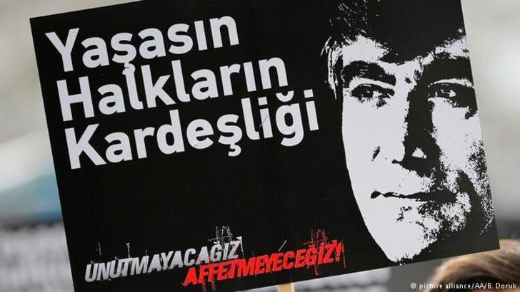 12 yıldır aydınlatılmayı bekleyen cinayet: Hrant Dink
