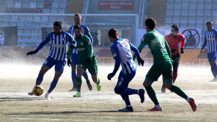 BB Erzurumspor 1-2 Atiker Konyaspor