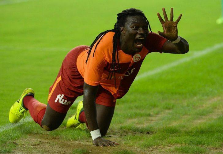 Galatasaray, Gomis için FIFA'ya gidiyor