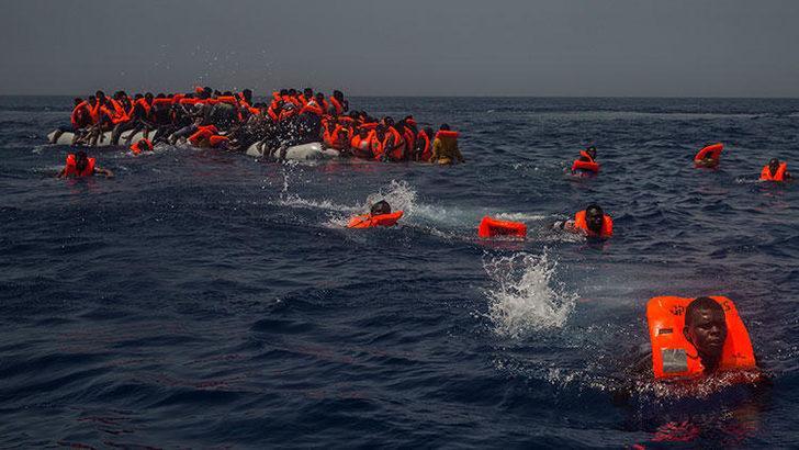Akdeniz'de yine facia! 117 kişi boğuldu