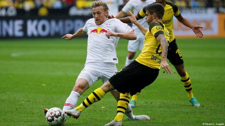 Liveticker: RB Leipzig - Borussia Dortmund