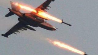 ABD'den hava saldırısı: Onlarca ölü var!