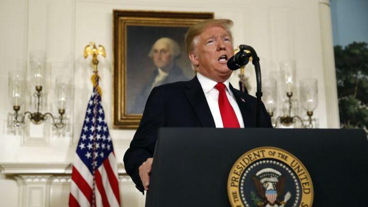 Trump'tan Kapanma Krizini Sona Erdirme Önerisi