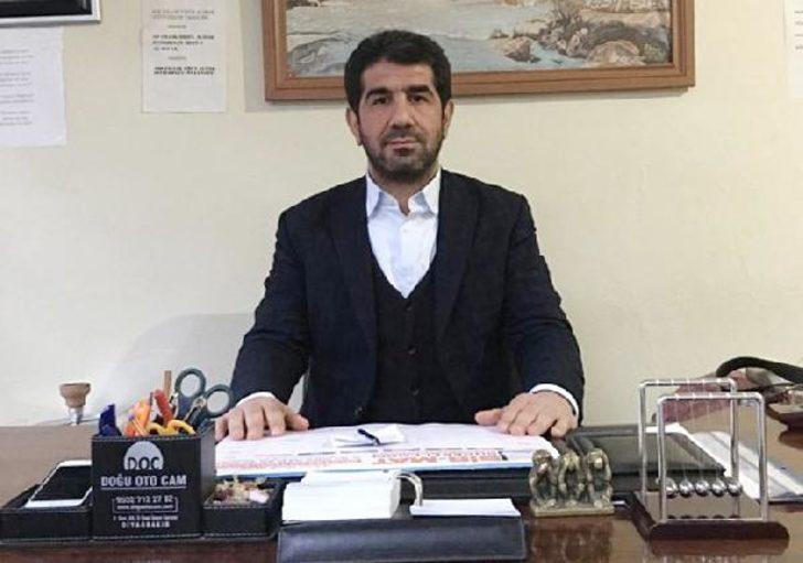 AK Parti Çermik İlçe Başkanı Sehit Kaya istifa etti