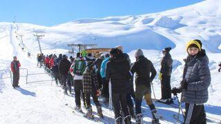 Tatilciler Hakkari'ye akın etti! Rekora koşuyor