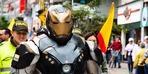 Kolombiya'da 'Teröre Karşı Birlik' yürüyüşü