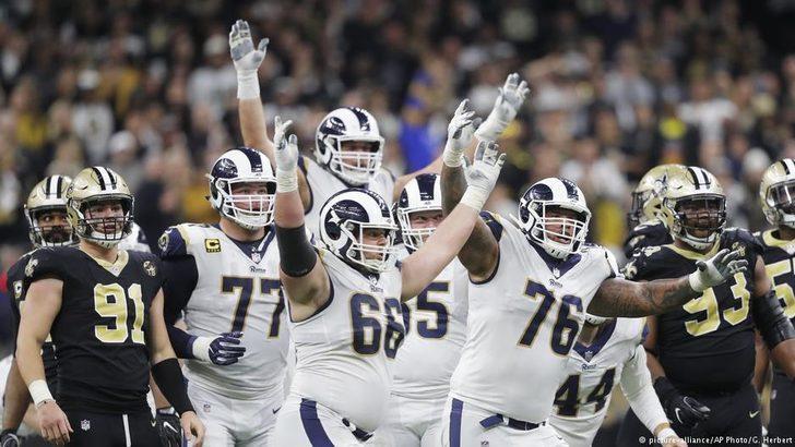 Rams treffen im Super Bowl auf Patriots