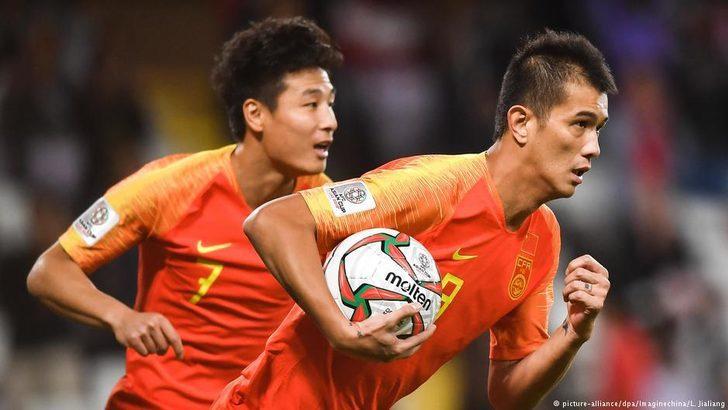 Fußball in China: Der Riese erwacht langsam