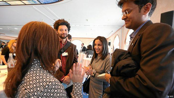 'Global Shapers' in Davos wollen die Welt verändern