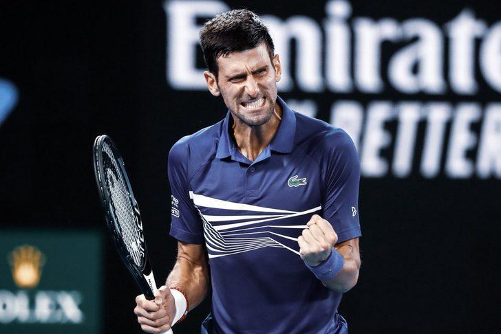 Avustralya Açıkta tek erkeklerde finalin adı: Djokovic-Nadal