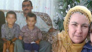 Oğlunun önünde karısını öldürüp bıçağı yıkadı!