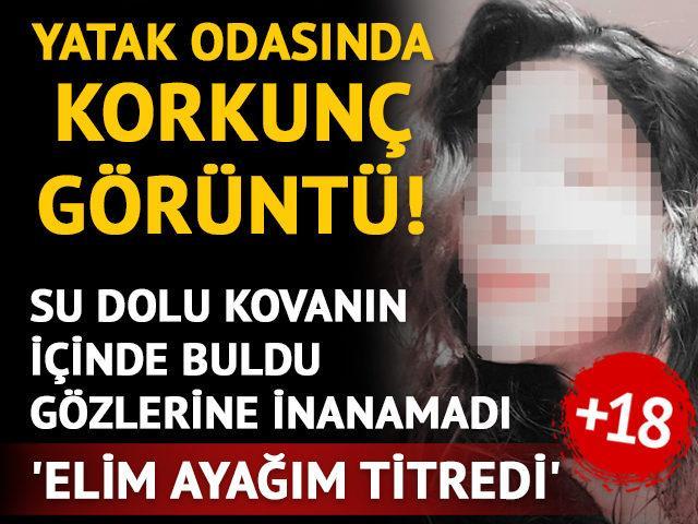 Kadıköy'de cani annenin ifadesi şoke etti