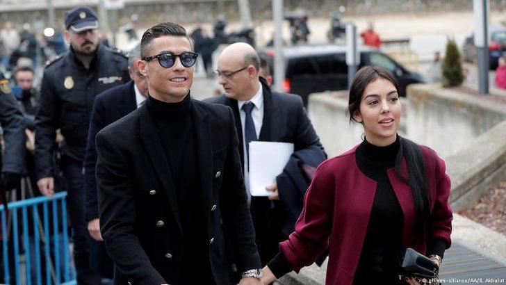 Ronaldo wegen Steuerhinterziehung verurteilt