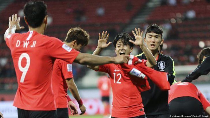 Asian Cup: Südkorea unter den besten Acht