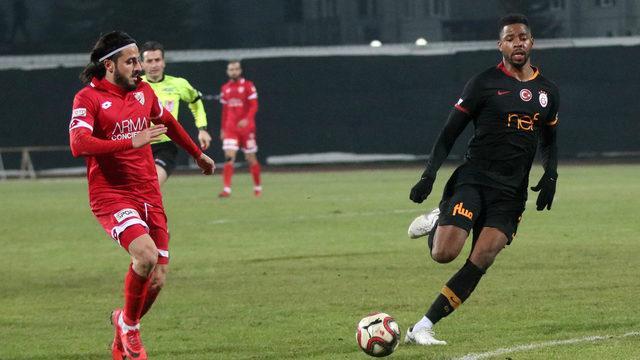 Boluspor'da Galatasaray maçının ardından flaş ayrılık