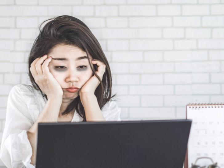 'Neden yorgun görünüyorsun?' sorusunu sık sık duyuyoruz! Peki ne yapmak gerekiyor?