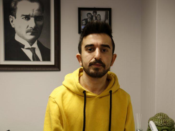 Sosyal medya fenomeni Halil Söyletmez'den 'doktora tehdit' iddialarına yanıt: Ne ofis bastım ne de...