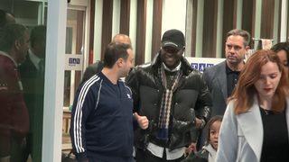 Fener'in yeni transferi İstanbul'da