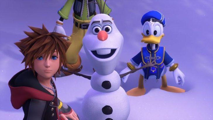 Kingdom Hearts 3 İnceleme Puanları Belli Oldu