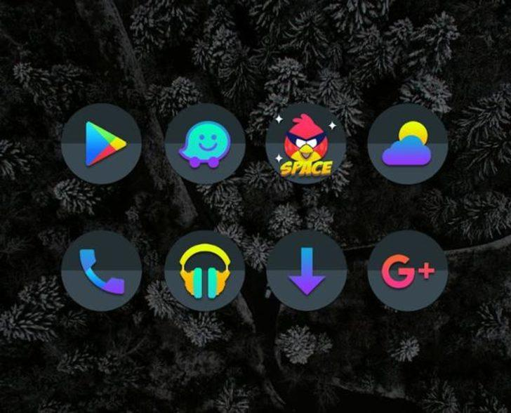 Mavon Icon Pack