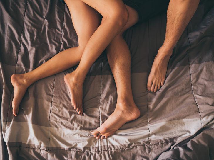 erkek cinsel organinda uyusma