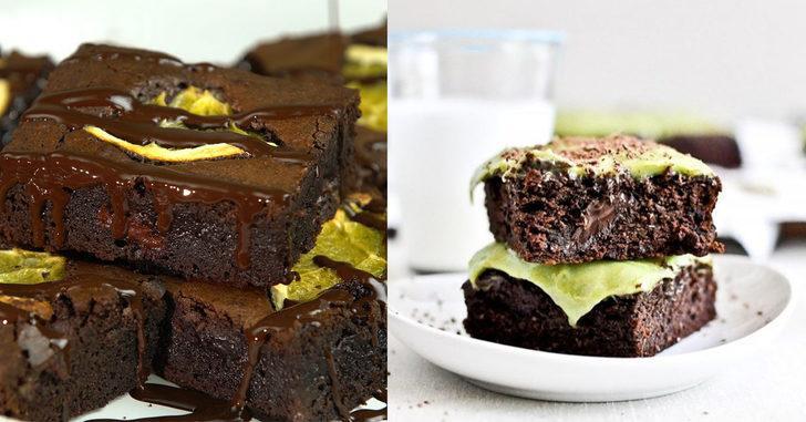 Yemeye doyamazsınız! Keyifli vakit geçirmenize yardımcı olacak 5 brownie