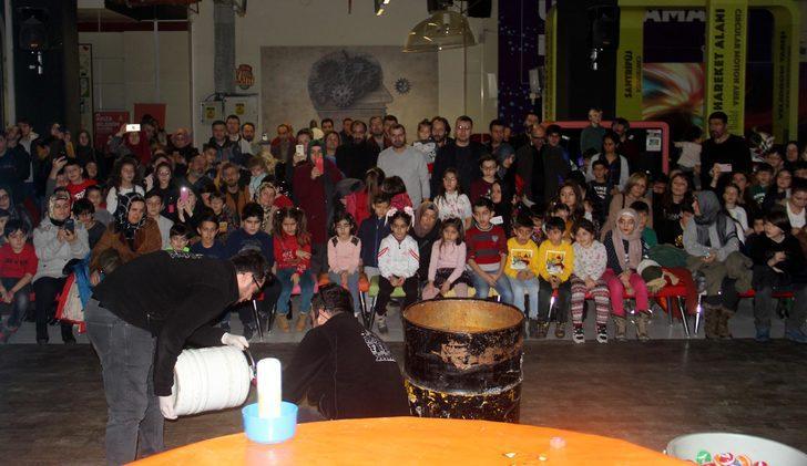 'Bilim ve Teknoloji Merkezi, Bursa'nın markası oldu'