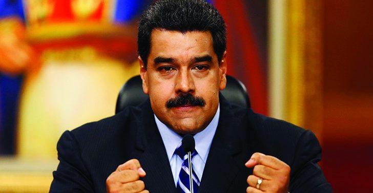 Maduro yaptırım kararı sonrası ilk kez konuştu! Zehir zemberek sözler!