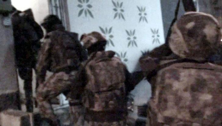 Gaziantep'te PKK/YPG operasyonunda 6 tutuklama