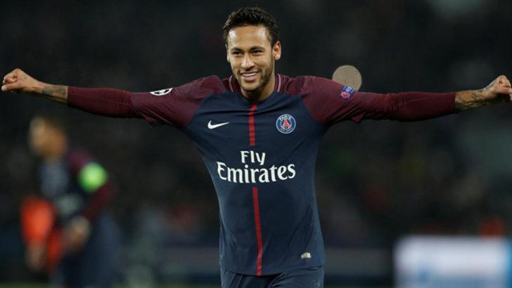 PSG'de Neymar'ın ayak kemiğinde kırık tespit edildi