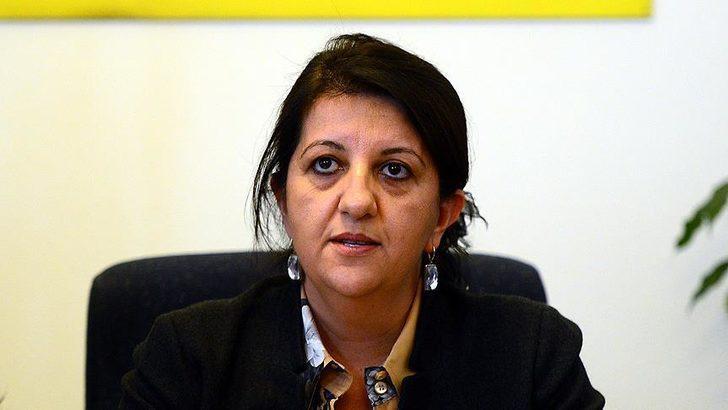 """HDP'li Pervin Buldan'dan flaş """"AK Parti görüşmesi"""" açıklaması"""