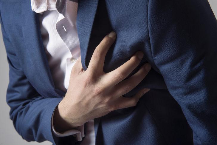Kalp krizi ve kalp spazmı soğuk havalarda artış gösteriyor