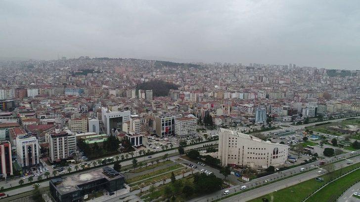 Samsun'da 334 nokta drone uçuşlarına kapatıldı