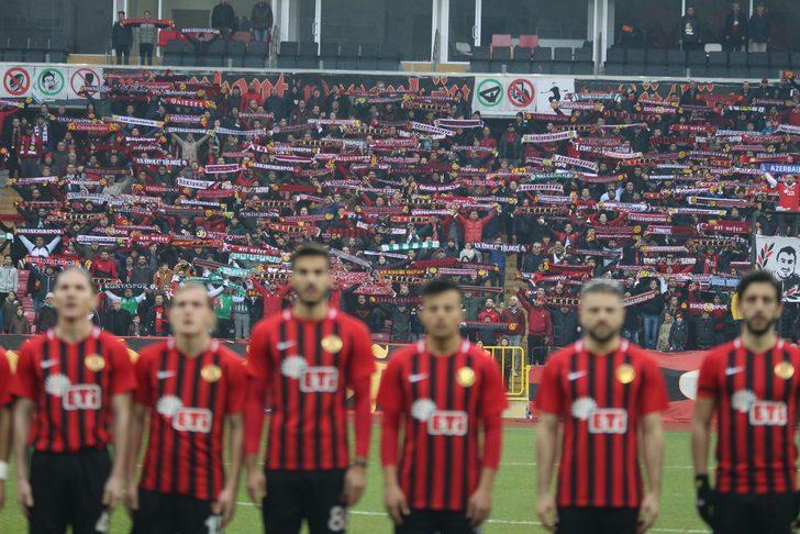 Eskişehirspor transfer yasağını kaldırdı