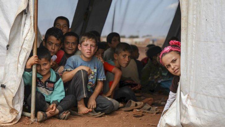 '41 Milyon Çocuk İnsani Yardıma Muhtaç'