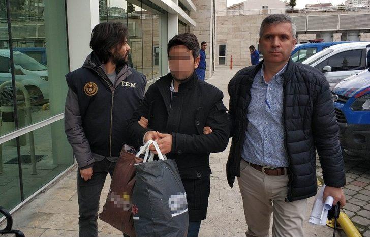 FETÖ'den hapis cezası alan öğretmen yeniden gözaltında