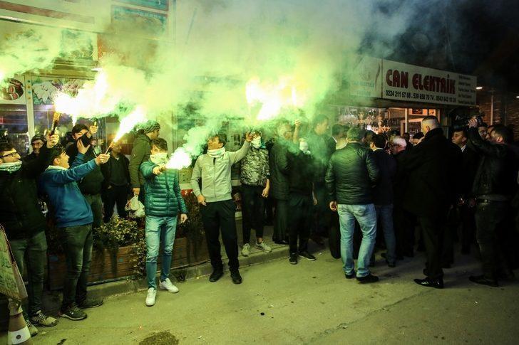 Panayır Gençlik Spor Kulübü'nden Bozbey'e teşekkür