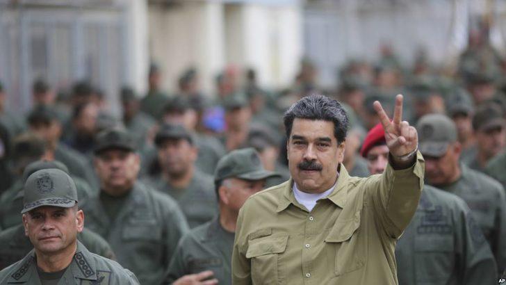 Maduro, ABD halkına seslendi: Siz Trump'tan daha büyüksünüz