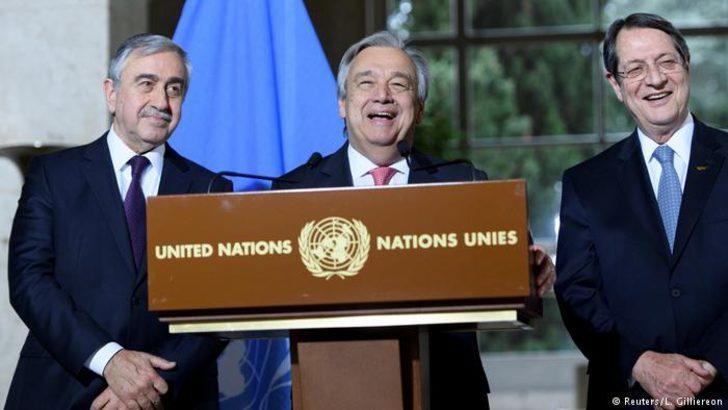 Türkiye'den BM Güvenlik Konseyi'ne Kıbrıs tepkisi