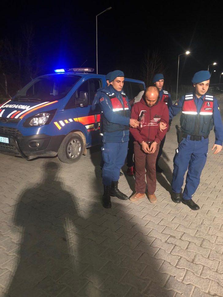 Düzce'de kablo hırsızlığına 2 tutuklama