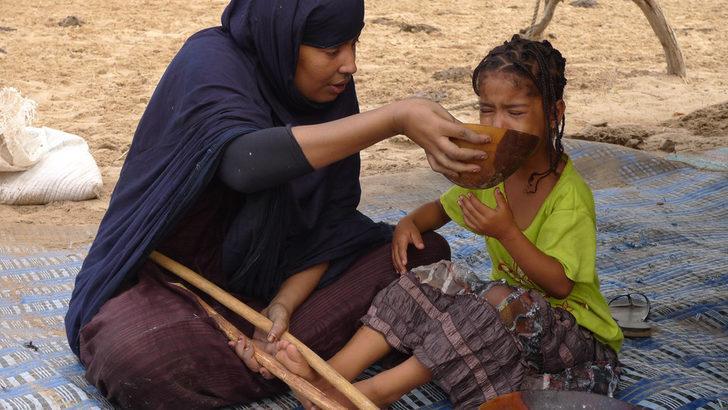 Bu ülkede zayıf olan çirkin: Kız çocuklarının zorla şişmanlatıldığı Gavaj kültürü