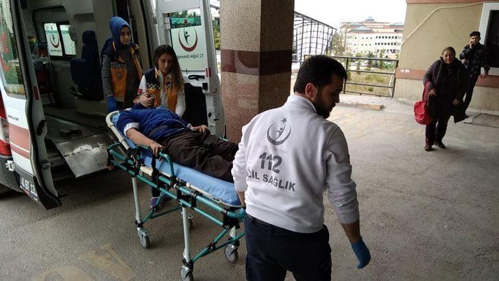 Kocaeli'de şahıslar tartıştıkları çifti tüfekle yaraladı