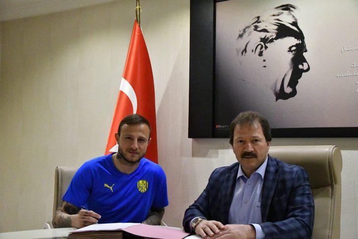 Aydın Karabulut - Demir Grup Sivasspor > Ankaragücü | BONSERVİS BEDELİ: Bilinmiyor