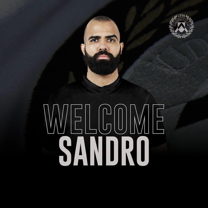 Sandro - Genoa > Udinese | BONSERVİS BEDELİ: Kiralık
