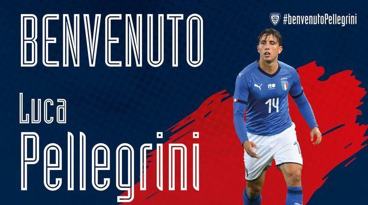 Luca Pellegrini - Roma > Cagliari | BONSERVİS BEDELİ: Kiralık