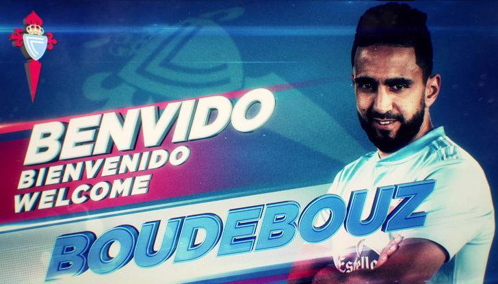 Ryad Boudebouz - Real Betis > Celta Vigo | BONSERVİS BEDELİ: Kiralık