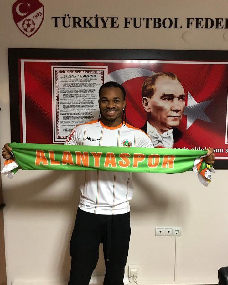 Joel Obi - Chievo > Aytemiz Alanyaspor | BONSERVİS BEDELİ:
